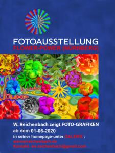 Ausstellung-Flowerpower in Nürnberg