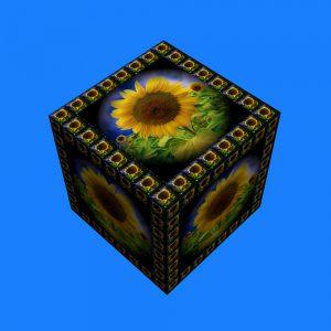 Glasobjekte-FlowersS1-Sonne1