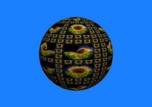 Fliesen041g-3D-FlowersS1-Sonne5-Art