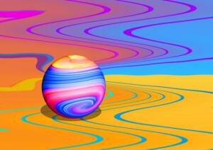 048-Popart003c-Stripes006a-Phantasie-Art