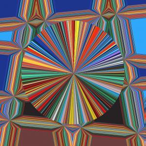 Popart001c-Windrad-Stripes001-q4-Traumwelt-Art
