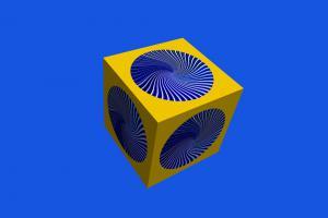 3D-Würfel-3D-012f-SerieR5-Würfel 4Q