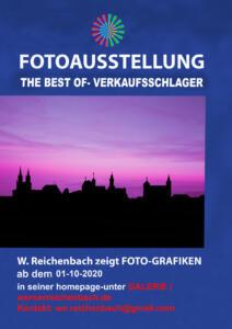 Ausstellung-The Best Off W.Reichenbach