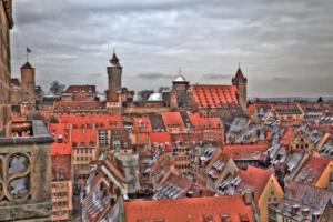 009a-Nürnberg im Winter
