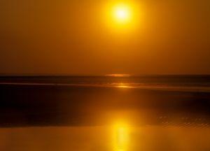 Wangerooge1997-Sonnenuntergang01c - Kopie - Kopie