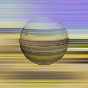 Glasobjekte-SerieE4-Erdkugel9P