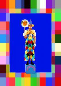 Clown-Azur002