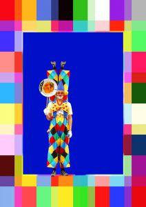 Clown-Azur003