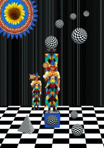 Clown1aEbenen
