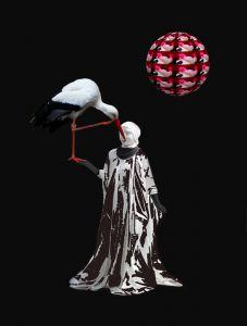 Storchenkuss004-Art14Galerie