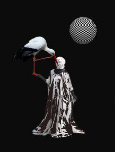 Storchenkuss014-Art14Galerie