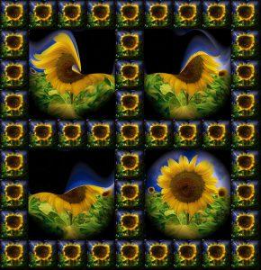 Glasobjekte-FlowersS1-Sonne5p