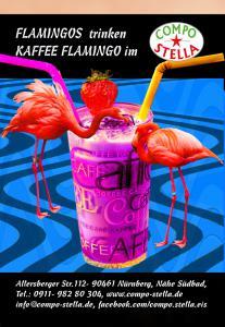Plakat001-Flamingo-Art