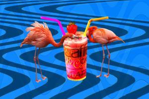 Plakat013-Flamingos95-Wettbewerb