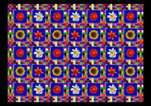 Flowers047-Serie A-Bild 9Rand