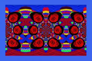 Flowers072-Rosen105-Serie R-DinA4üpl