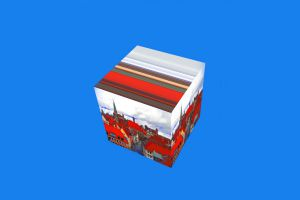 Adler006-3D-Serie N1-Burg1