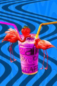 Flamingo-Plakat003-Flamingo-Art