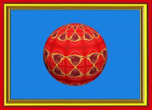 Sonnenblumen018g-SerieS5-Rot